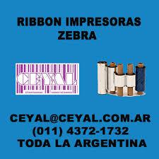 Ribbon para impresora de etiquetas