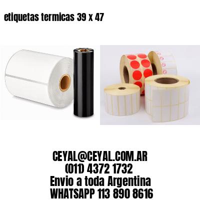 etiquetas termicas 39 x 47