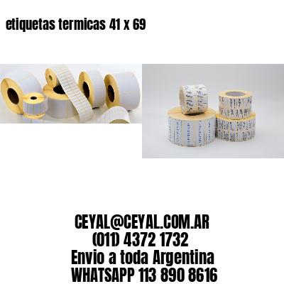 etiquetas termicas 41 x 69