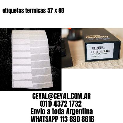 etiquetas termicas 57 x 88