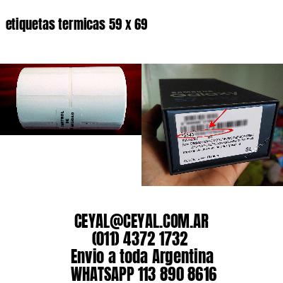 etiquetas termicas 59 x 69