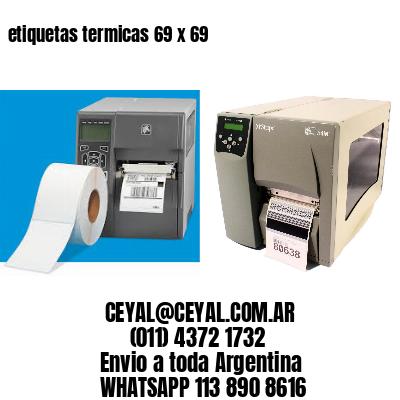 etiquetas termicas 69 x 69