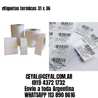 etiquetas termicas 31 x 36