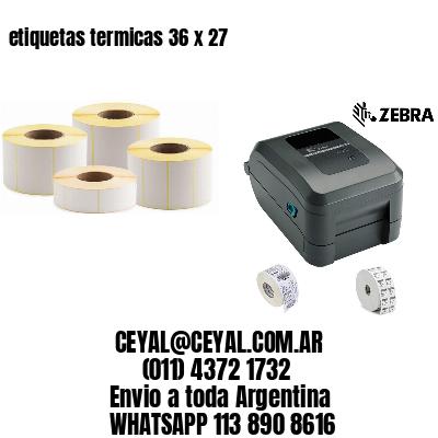 etiquetas termicas 36 x 27