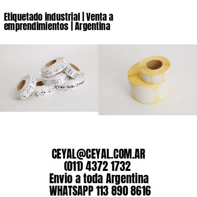 Etiquetado industrial | Venta a emprendimientos | Argentina
