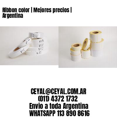 Ribbon color | Mejores precios | Argentina