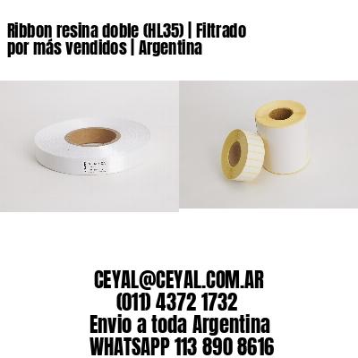 Ribbon resina doble (HL35) | Filtrado por más vendidos | Argentina