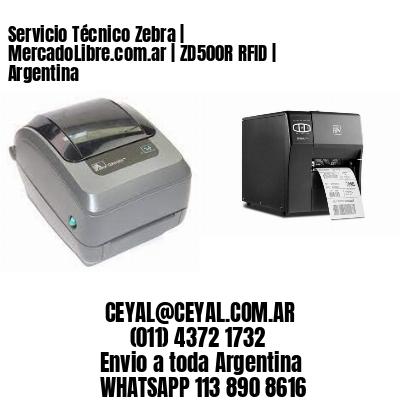 Servicio Técnico Zebra | MercadoLibre.com.ar | ZD500R RFID | Argentina